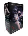 image of Fifty Shades Trilogy: The Movie Tie-In Editions with Bonus Poster: Fifty Shades of Grey, Fifty Shades Darker, Fifty Shades Freed