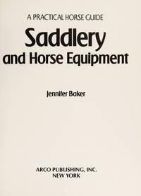 Saddlery and Horse Equipment