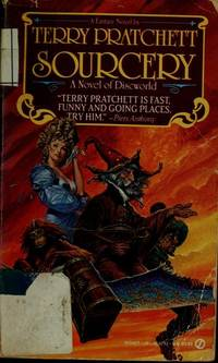 Sourcery (Discworld) by Terry Pratchett - Paperback - 1989-09-06 - from Books Express and Biblio.co.uk