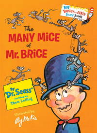 image of The Many Mice of Mr. Brice (Big Bright & Early Board Book)