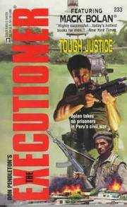 The Executioner Featuring Mack Bolan #233: Tough Justice