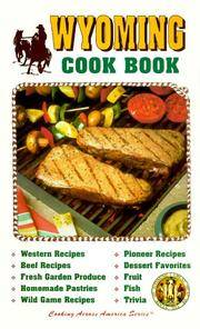 Wyoming Cookbook