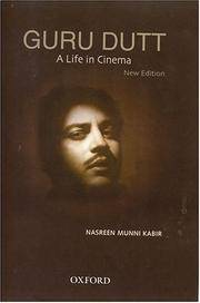 Guru Dutt: A Life in Cinema (New Edition)