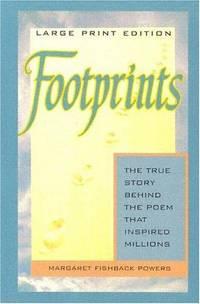 image of Footprints (Walker Large Print Books)
