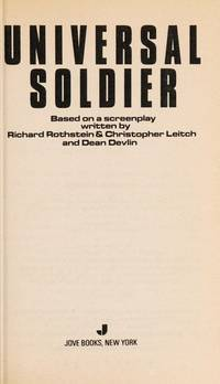 image of Universal Soldier: A Novel