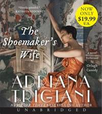 image of The Shoemaker's Wife Low Price CD: A Novel
