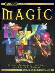 GURPS Magic 4th Ed