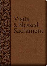 Visits to the Blessed Sacrament (Imitation Leather).