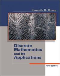 Discrete Mathematics And Its Applications Pdf