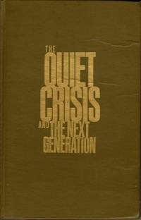 The Quiet Crisis Udall, Stewart L
