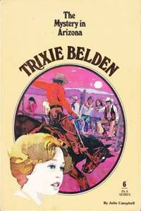 image of Trixie Belden and the Mystery in Arizona