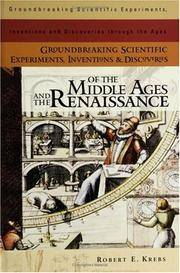 GROUNDBREAKING SCIENTIFIC EXPERIMEN by KREBS - Hardcover - from BookVistas (SKU: BD13-9780313324338)