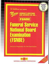 Funeral Service National Board Examination (Fsnbe), ATS-133