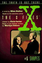 The X-Files #6 Shapes (The X-Files)