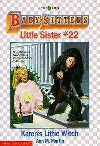 Karen's Little Witch (The Baby-Sitters Little Sister Ser.)