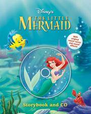 Disney's the Little Mermaid Storybook and CD