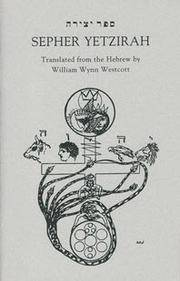Sepher Yetzirah: the Book of Formation and the 32 Paths of Wisdom with Hebrew Text (Golden Dawn Studies No 3) (English and Hebrew Edition)