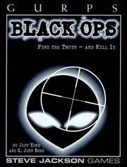 GURPS: Black Ops
