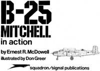 B-25 MITCHELL IN ACTION