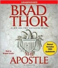 The Apostle (The Scot Harvath Series) Unabridged. 10 CD Box Set