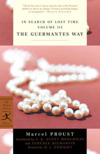 image of In Search of Lost Time, Vol. III: The Guermantes Way (v. 3)