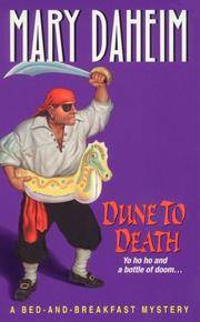 Dune to Death (A Bed-And-Breakfast Mystery)