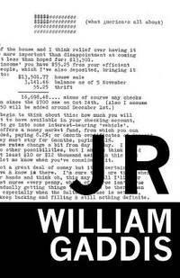 J R (American Literature)