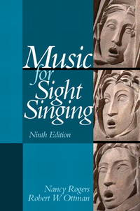 image of Music for Sight Singing (9th Edition)