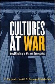 Cultures at War: Moral Conflicts in Western Democracies