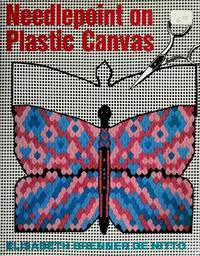 Needlepoint on Plastic Canvas [Hardcover] by De Nitto, Elizabeth Brenner