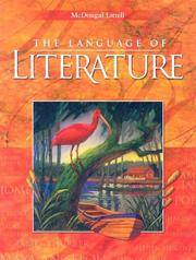 The Language of Literature, Pupil's Edition (Grade 9)