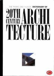 Encyclopaedia of 20th Century Architecture