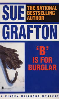 B Is for Burglar (A Kinsey Millhone Mystery)