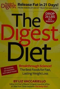 image of The Digest Diet: The Fast, Effective, 21-Day Fat Release Plan