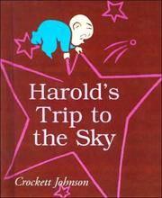 image of Harold's Trip To The Sky (Turtleback School_Library Binding Edition)