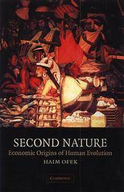 Second Nature by Ofek - Paperback - 2001-11-19 - from paisan626 and Biblio.com