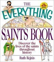 Everything Saints Book (Everything Series)