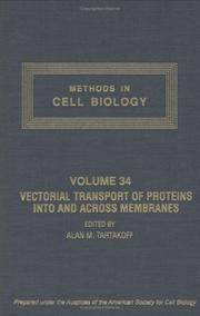Vectorial Transport of Proteins into and Across Membranes (1991, Hardcover) (Hardcover, 1991)