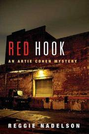 Red Hook: An Artie Cohen Mystery (Artie Cohen Mysteries) by  Reggie Nadelson - First Edition - 2006 - from Nerman's Books and Collectibles (SKU: 2MY8325)
