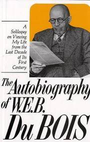 Autobiography Of Web Dubois