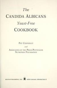 image of The Candida Albicans Yeast-Free Cookbook.