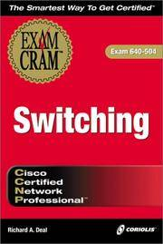 CCNP Switching Exam Cram (Exam: 640-504)