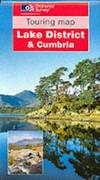 image of Lake District and Cumbria (Touring Maps)