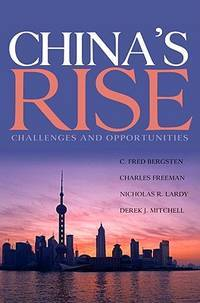 China's Rise: Challenges and Opportunities