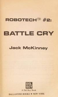 image of Robotech 2 Battle Cry