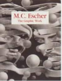 image of M.C. Escher: The Graphic Work. Introduced and Explained by The Artist