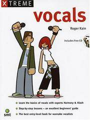 XTREME VOCALS (With audio CD)