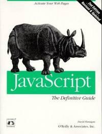 image of JavaScript: The Definitive Guide (Nutshell Handbooks)