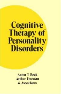 image of Cognitive Therapy of Personality Disorders