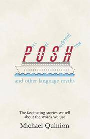 Port Out, Starboard Home: And Other Language Myths